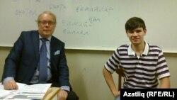 Окан Таһир (с) һәм Шамил Ситдыйков
