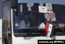 Прыхільнікі Башара Асада