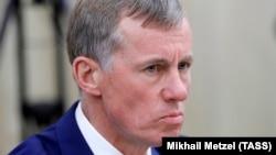 Орус ички иштер министринин орун басары Александр Горовой.