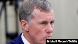 Александр Горовой, муовини вазири умури дохилии Русия
