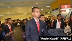 Футболбозони Малайзия вориди Душанбе шуданд