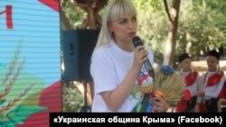 Анастасія Гридчина