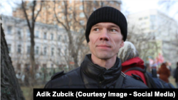 Ildar Dadin was the only person convicted under the protests law.