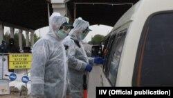 Шофирконда коронавирус 27 май куни аниқланган.