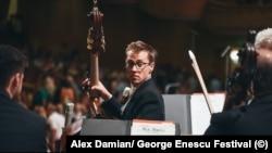 Muzica lui Enescu va domina programul zilei de 9 septembrie