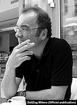 Роберт Менассе. Фото ZeiZug Milena
