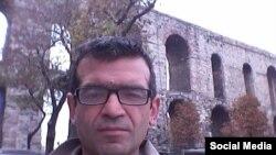 Азербайджанский блогер и активист Мехман Каландаров.
