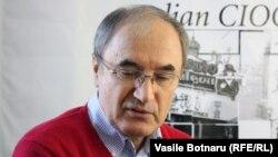 Prof. univ. Ion Moldovanu