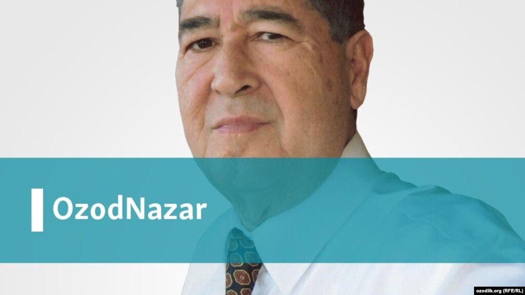 OzodNazar - Sharof Ubaydullaev - Ozod Nazar Uzbekistan