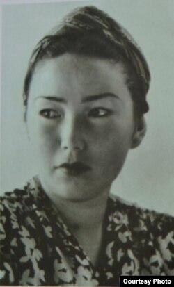 Зейнеп Сооронбаева. 1946-жыл.