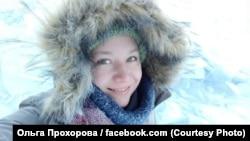 Ольга Прохорова, главный редактор издания 76.ru