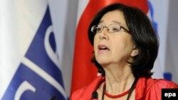 Представитель Австрии Кристин Муттонен была избрана президентом парламентской ассамблеи ОБСЕ