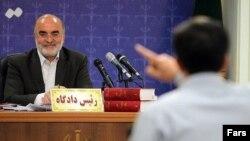پنجمین جلسه دادگاه «اختلاس» سه هزار میلیارد تومانی با حضور قاضی ناصر سراج- ۲۰ فروردین ۱۳۹۱