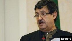 Министерот за надворешни работи на Либија Абделати Обеиди