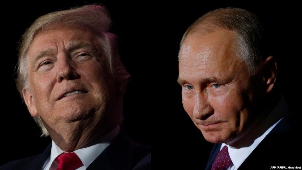 Трамп послал всех и заявил, что верит Путину