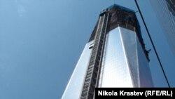 """Эркиндик мунарасы"". Нью-Йорк, 2011"