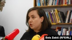 Onemogućavanje kontakta izbjeglica i volontera: Tanja Tadić