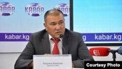 Бахтияр Толонов.