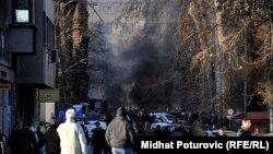 Protesti u Sarajevu 7. feburar