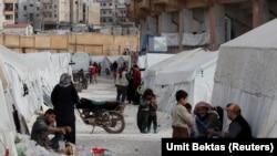 کمپهای بیجاشدهها در سوریه