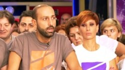 Georgian Journalists Say Independence Threatened At TV Station