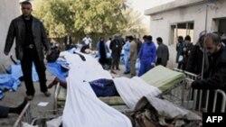 انفجار مرگبار در بغداد با کشته شدن ۷۲ نفر همراه بود.