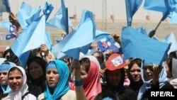 Tubim parazgjedhor në Kabul.