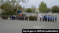 Дитячий військово-патріотичний конкурс «Солдатушки ребятушки»