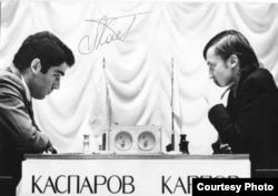 Битвы былых дней. Матч Карпов - Каспаров, Москва, 1985 год