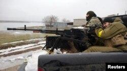 Поверх барьеров с Игорем Померанцевым. Война на берегу Азовского моря.