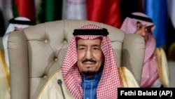 Saud Arabystanynyň patyşasy Salman Ben Abdelaziz Al Saud
