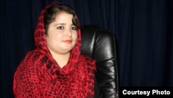 Kabul--Gulmeena Yosufzai, 20, is a Haseeba Shaheed Fellow with RFE/RL's Afghan Service.