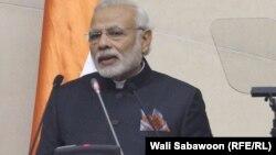 نریندرا مودی صدراعظم هند