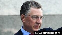 Экс-спецпредставитель США по вопросам Украины Курт Волкер