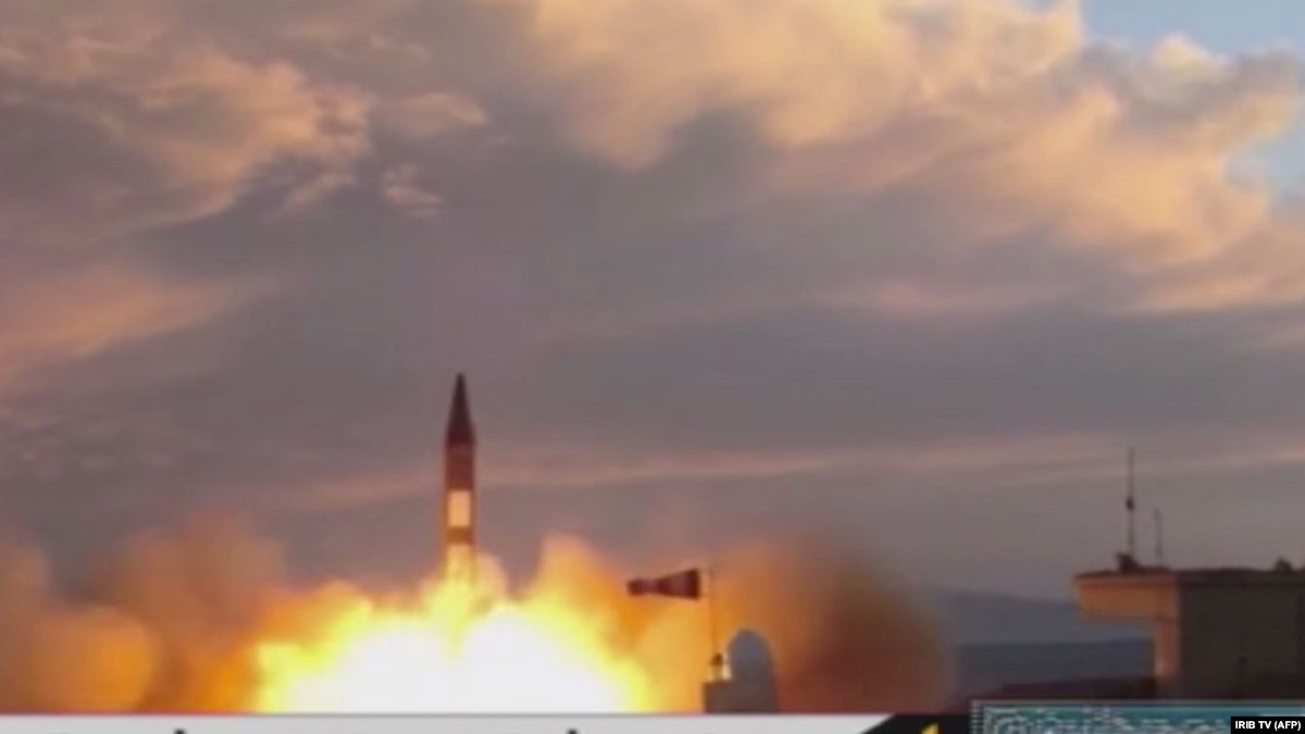 Trump Questions Nuclear Deal After Iran Tests New Ballistic