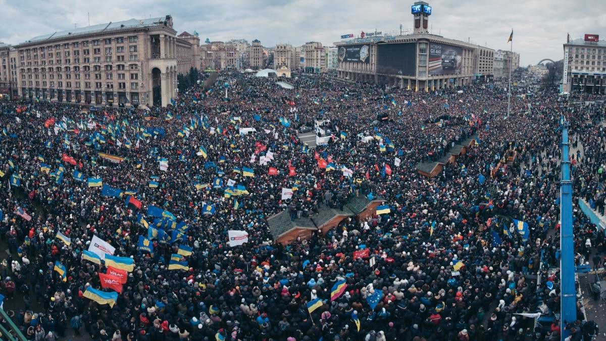 ГБР сообщило о подозрении експосадовцю столичного управления МВД за разгон Майдана в 2013-м