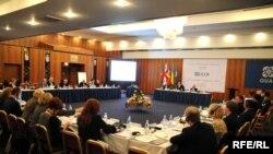 Заседание ПА ГУАМ в Тбилиси, 9 ноября 2009 года