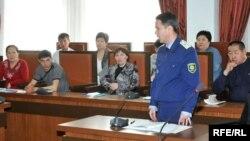 Судебное заседание с участием присяжных заседателей. Иллюстративное фото.