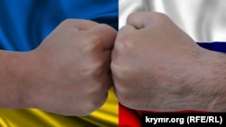 Ukraine, Crimea -- does the policy destroys the family? - Simferopol - 07May2014
