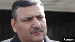 Riyad Hijab is the most senior Syrian figure to defect.