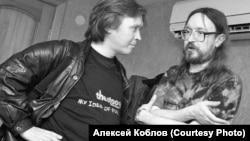 Коблов и Летов. 2007 год. Фото Александра Матюшкина