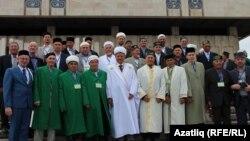 2014 елгы татар имамнары җыены, архив фотосы