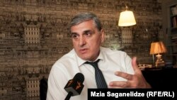 Президент НОК Грузии Лери Хабелов