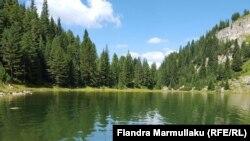 Liqenati - Pejë, vija ndarëse mes Kosovës dhe Malit të Zi