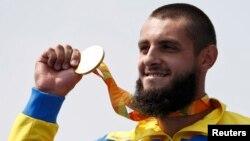 Сергій Ємельянов, золотий паралімпійський медаліст у змаганні параканое, 15 вересня 2016 року