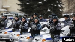 Russia's police force