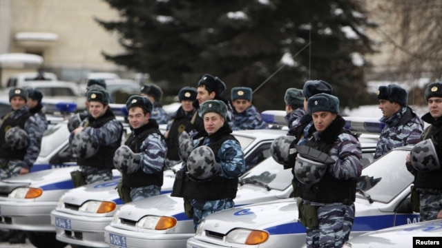 Will a name-change clean up Russia's corrupt police force?