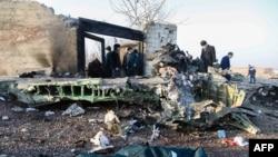 Rrëzohet një avion ukrainas në Iran