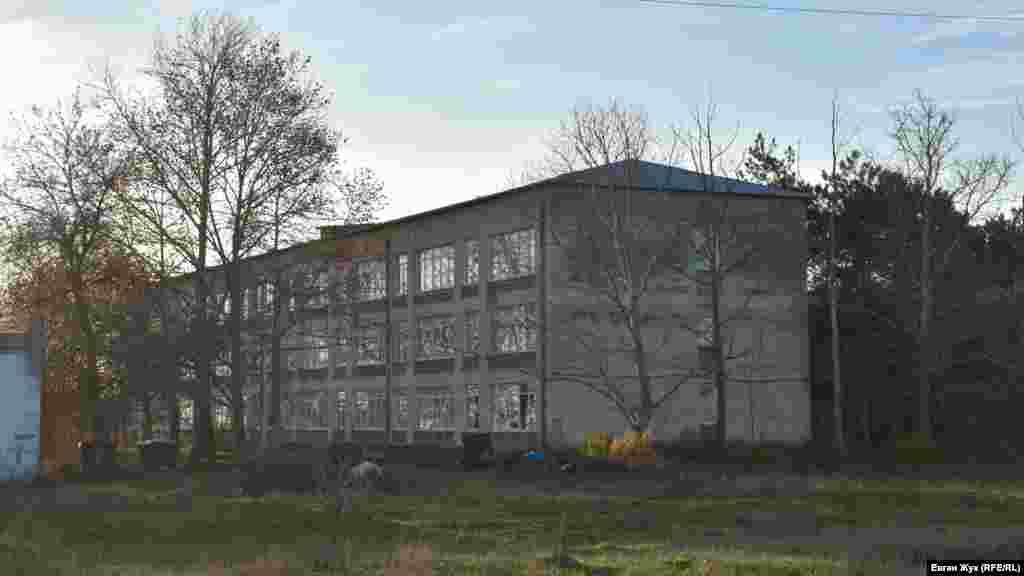 Сельская средняя общеобразовательная школа
