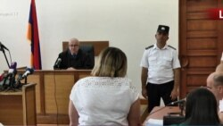 Մանվել Գրիգորյանի և Նազիկ Ամիրյանի գործով դատարան է ներկայացել հայաստանյան փորձագետ բժիշկը